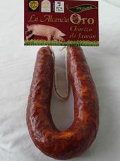 Nuestro chorizo ORO en Gourmet Magazine verano'18